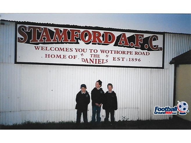 A photo of The Vic Couzens Stadium uploaded by rampage