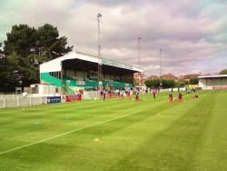 The Victoria Ground