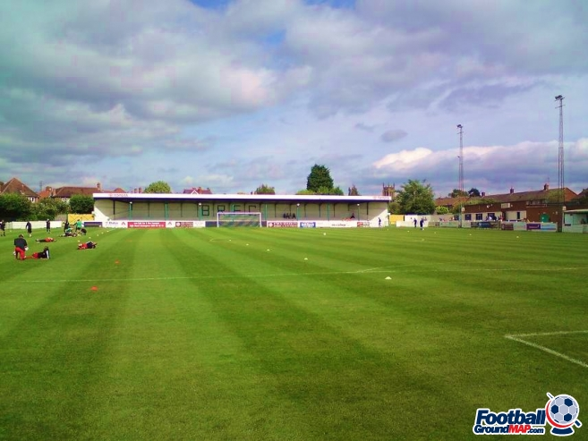 A photo of The Victoria Ground uploaded by cls14