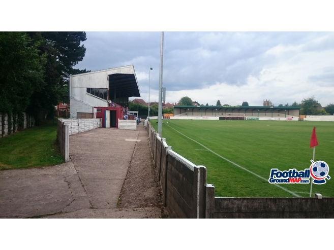A photo of The Victoria Ground uploaded by biscuitman88