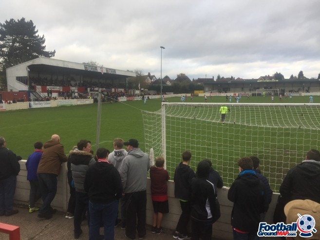 A photo of The Victoria Ground uploaded by alexcraiggroundhop