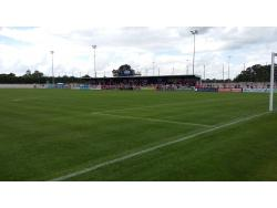 An image of The Weaver Stadium uploaded by paulgriffiths