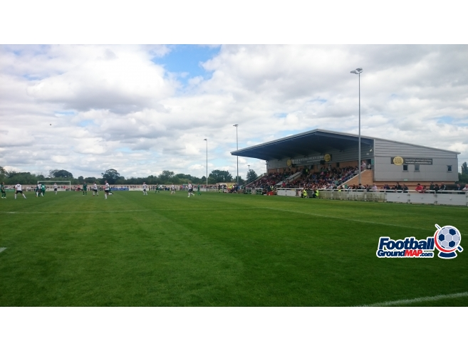 A photo of The Weaver Stadium uploaded by biscuitman88