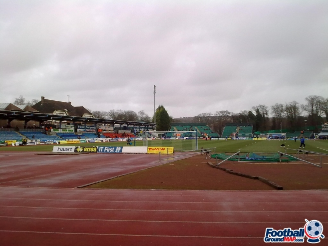 A photo of The Withdean Stadium uploaded by facebook-user-12689