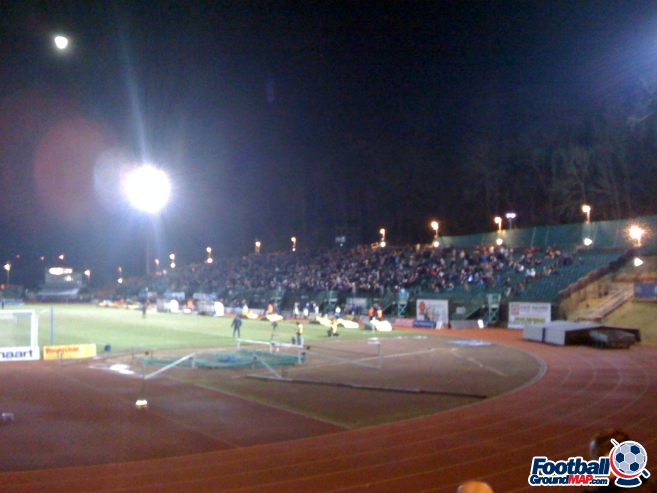 A photo of The Withdean Stadium uploaded by facebook-user-87060