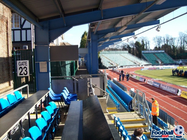 A photo of The Withdean Stadium uploaded by chunk9