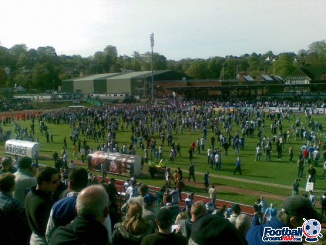 A photo of The Withdean Stadium uploaded by simon