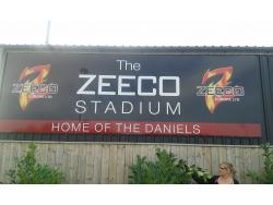 The Zeeco Stadium