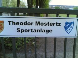Sportplatz Lank - Theodor-Mostertz-Sportanlage - Rasen