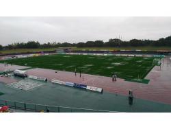 An image of TOHO Stadium uploaded by matttheox