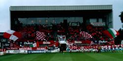 An image of Tolka Park uploaded by brian1234