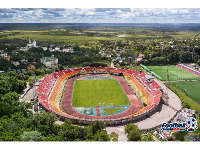 A photo of Torpedo Stadium uploaded by zotov