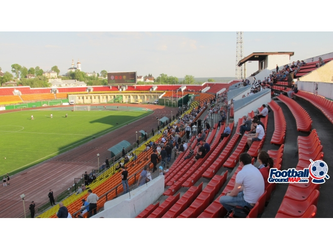 A photo of Torpedo Stadium uploaded by zotov