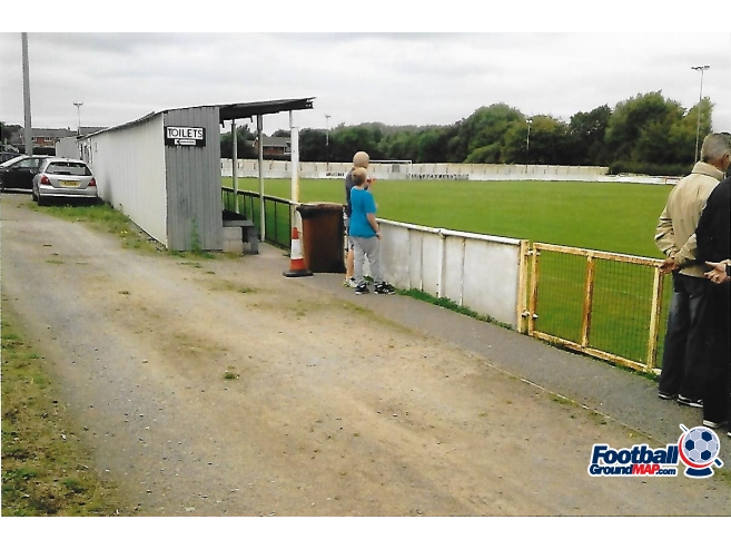 A photo of Town Ground uploaded by rampage
