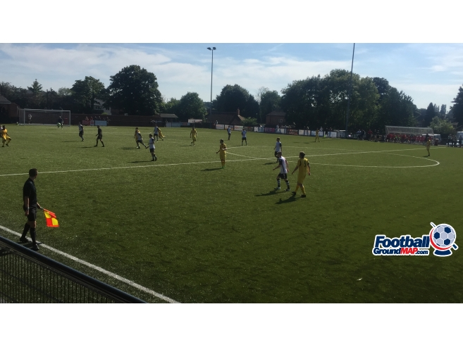 A photo of Trevor Brown Memorial Ground uploaded by alexcraiggroundhop