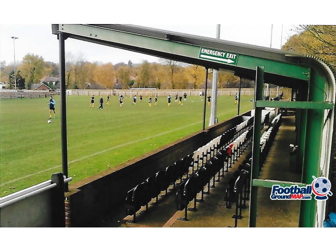 A photo of Trevor Brown Memorial Ground uploaded by rampage