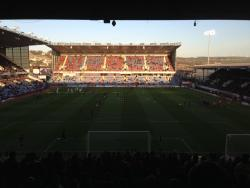 An image of Turf Moor uploaded by adamboro1989