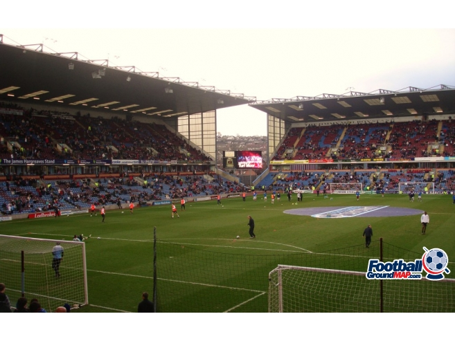 A photo of Turf Moor uploaded by djm68