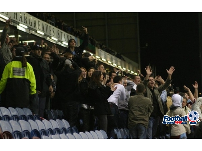 A photo of Turf Moor uploaded by braindead