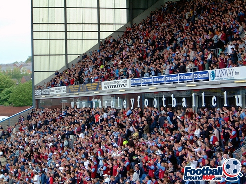 A photo of Turf Moor uploaded by facebook-user-66963