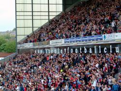 An image of Turf Moor uploaded by facebook-user-66963