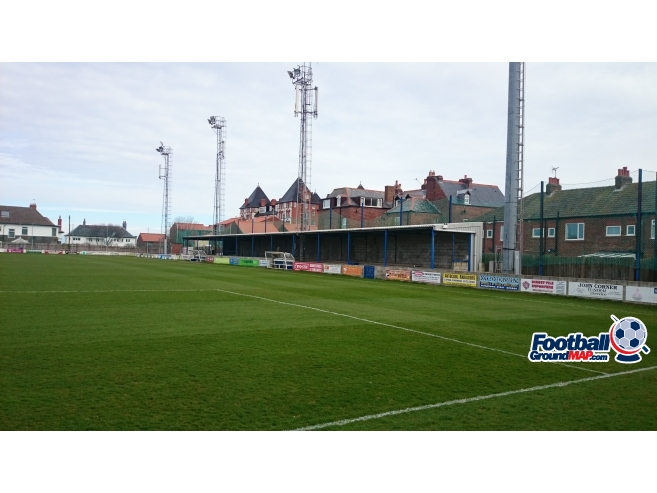 A photo of Turnbull Ground uploaded by biscuitman88