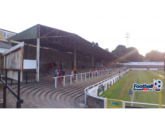 A photo of Twerton Park uploaded by biscuitman88
