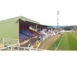 An image of Twerton Park uploaded by biscuitman88