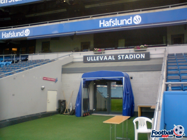 A photo of Ullevaal Stadion uploaded by newrynyuk