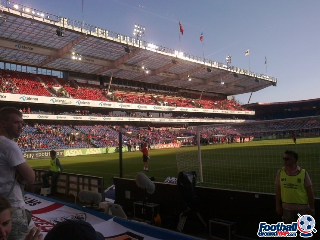 A photo of Ullevaal Stadion uploaded by garycraggs