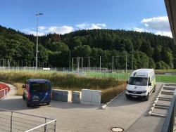 Uplandstadion Willingen - Kunstrasen-Nebenplatz
