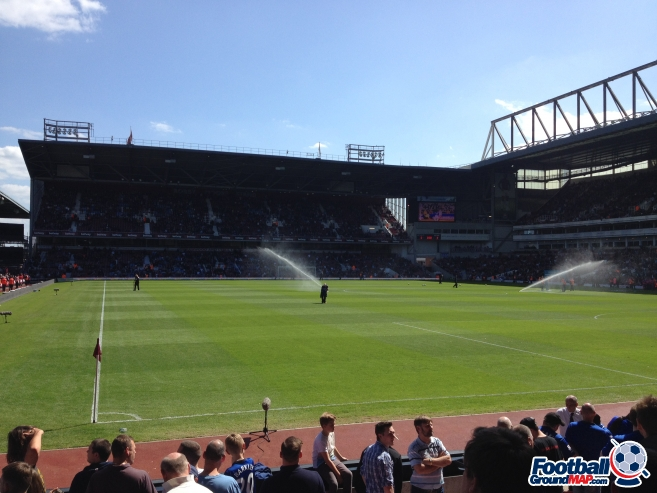 A photo of Upton Park (Boleyn Ground) uploaded by stevemahon
