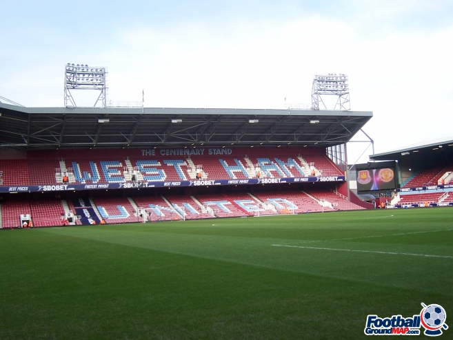 A photo of Upton Park (Boleyn Ground) uploaded by hertsspireite