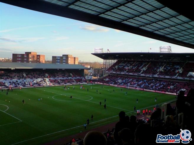 A photo of Upton Park (Boleyn Ground) uploaded by machacro