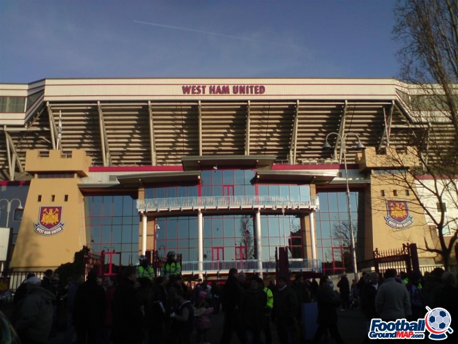 A photo of Upton Park (Boleyn Ground) uploaded by machacro