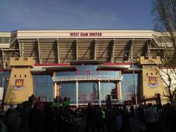 An image of Upton Park (Boleyn Ground) uploaded by machacro