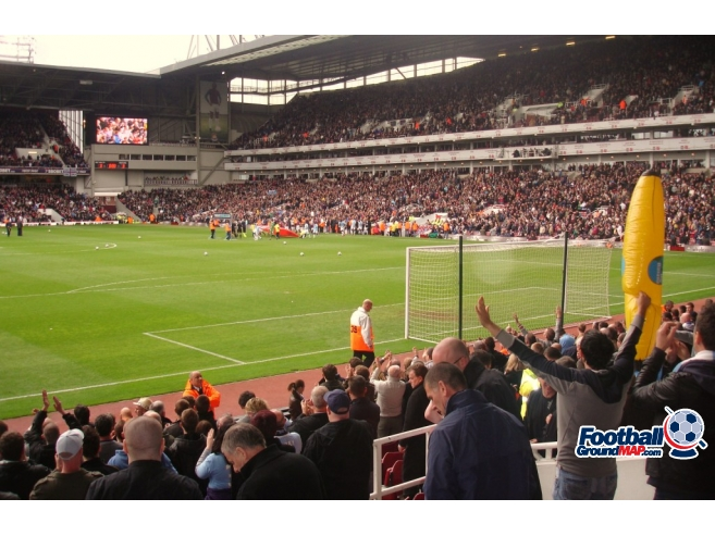 A photo of Upton Park (Boleyn Ground) uploaded by djm68