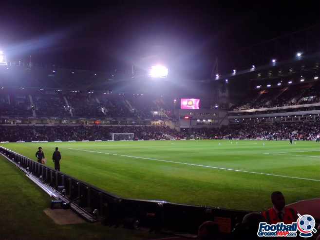 A photo of Upton Park (Boleyn Ground) uploaded by facebook-user-90651