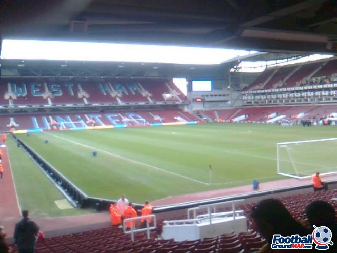 A photo of Upton Park (Boleyn Ground) uploaded by facebook-user-84896