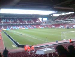 An image of Upton Park (Boleyn Ground) uploaded by facebook-user-84896