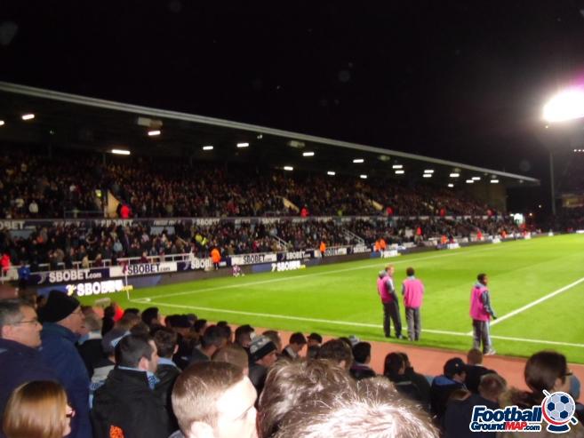 A photo of Upton Park (Boleyn Ground) uploaded by smithybridge-blue
