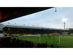 An image of Vale Park uploaded by biscuitman88