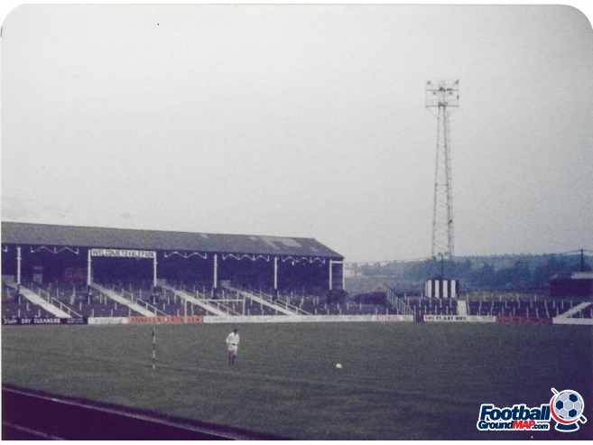 A photo of Vale Park uploaded by rampage