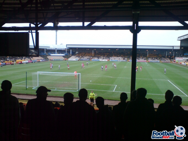 A photo of Vale Park uploaded by danny-burn