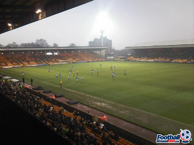 A photo of Vale Park uploaded by facebook-user-43570