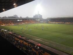 An image of Vale Park uploaded by facebook-user-43570