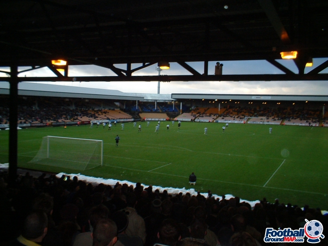 A photo of Vale Park uploaded by facebook-user-88446
