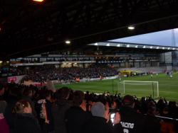 An image of Vale Park uploaded by smithybridge-blue