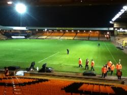 An image of Vale Park uploaded by harry555