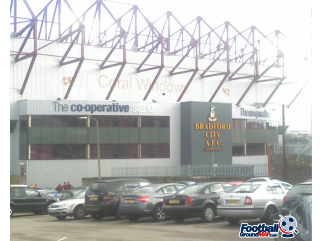 A photo of Valley Parade uploaded by a2robinson